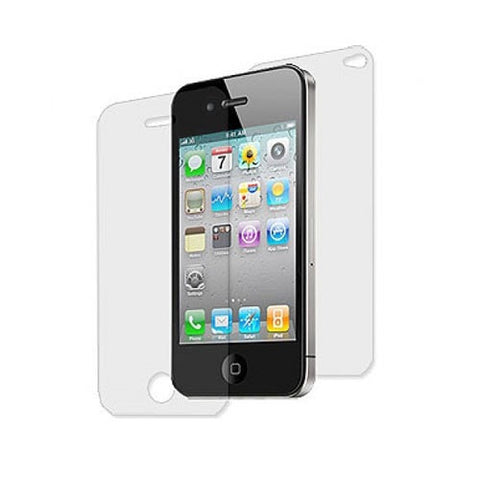 Iphone 4 g Front and back screen guard Protector