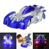 Epresent kids gadgets blue Toy car for Kids Wall Climber Car fast Remote Control RC Car for Kids Children's toys