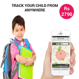 Epresent kids GPS Tracker For Kids Safety Smart Watch With GPS Children Safe Security SOS Surveillance Anti-lost for Children