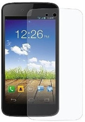 Clear Scratch Mobile Phone Screen Protector for Micromax Canvas A1