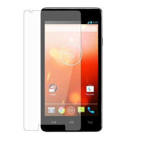 Micromax Canvas Fire A104 Mobile Screen Protector Clear LCD Screen Guard for MICRO-A104