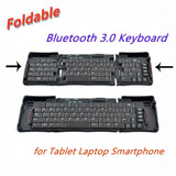 Epresent Mini Wireless Bluetooth 3.0 Keyboard Folding Foldable Keyboard for IOS/Windows/Android High Quality mobile phone tablet PC