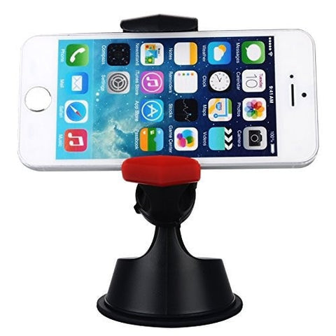 Universal Car Windshield Mount Holder Mobile Car Stand Holder Mount For All Smartphones