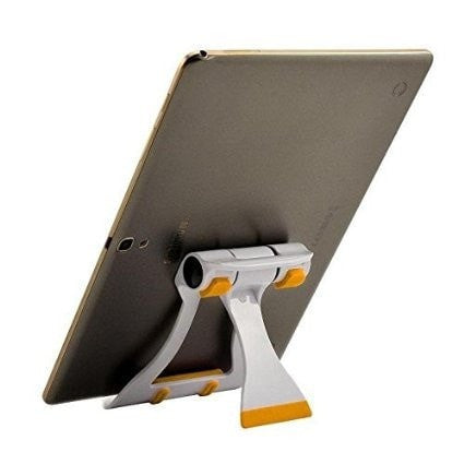Tablet Stand Foldable Multi-Angle Portable Stand Holder for All Tablets FREE Stylus Touch Pen