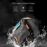 Epresent Outdoor Protalable Bluetooth Speakers Waterproof Shockproof Bluetooth Speakers Built In Mic 8 hours Play Time