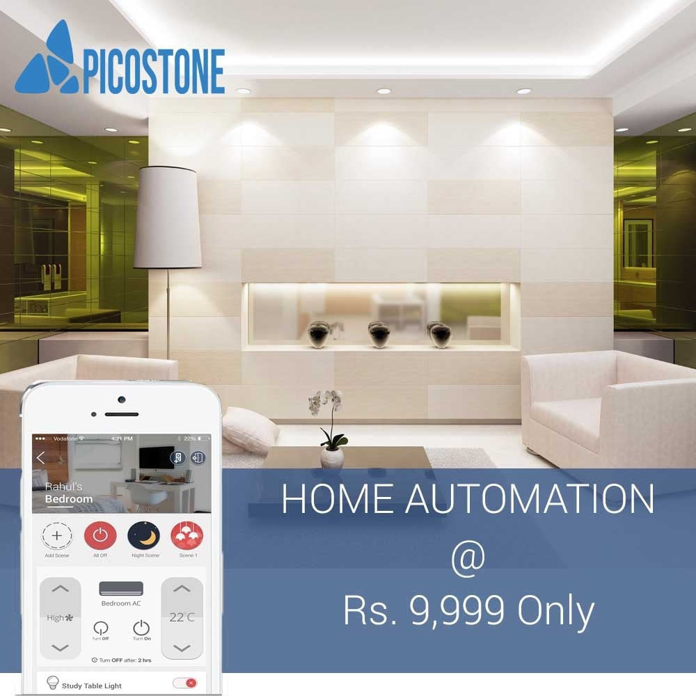 Picostone Basic Device For Home Automation – Epresent