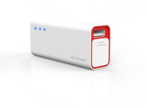 Portable Power Bank Mini 2600 mah