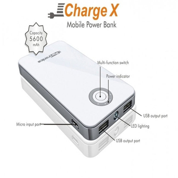 Portronics Charge X 5600 POR 303 Charger