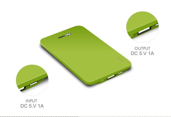 Power Bank 4000 Mah Slim Power Bank