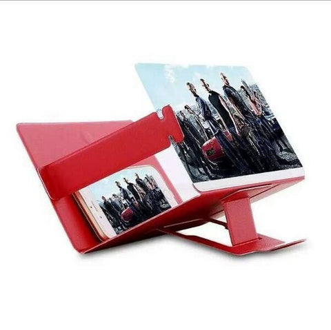 Smartphone Magnifier Enlarged Screen Magnifier Stand