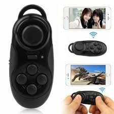 Bluetooth Gamepad and Selfie Remote Control Shutter Wireless Mouse Gamepad shutter For iPhone Android Tablet PC
