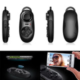 EPRESENT remote Bluetooth Gamepad and Selfie Remote Control Shutter Wireless Mouse Gamepad shutter For iPhone Android Tablet PC