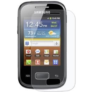 Samsung Galaxy 5300 Scratch Screen Guard Protector Clear