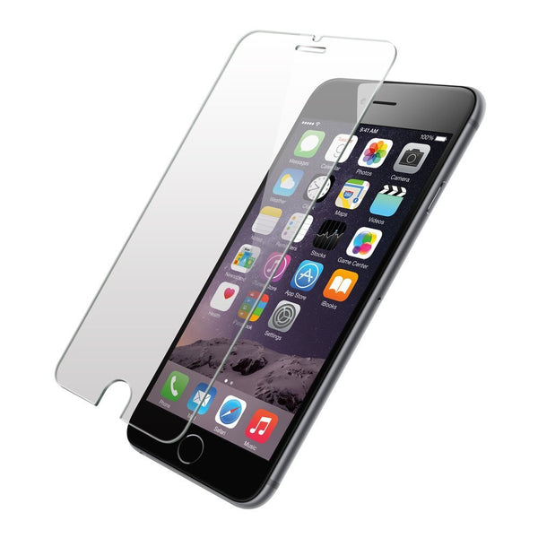 Set of 2 Epresent Tempered Glass for Iphone 6 Plus Tempered Glass Screen Protector for Iphone 6 Plus