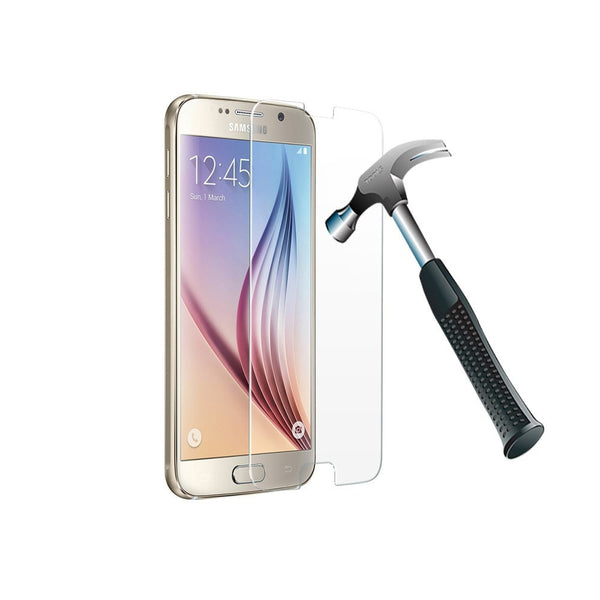 Tempered Glass Samsung Galaxy For S6 S5 S4 S3 NOTE 2 NOTE 4 NOTE 4