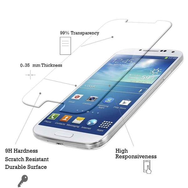 Tempered Glass for Samsung Galaxy Note 3 Tempered Glass Screen Guard for Samsung Galaxy Note 3 Screen Protector for Samsung Galaxy Note 3