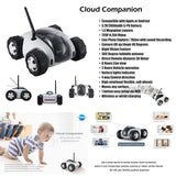 Epresent Wireless Home Security For Children Babies Spy Toy Car Home Security Wireless WiFi IP Camera Baby Monitor Remote Control