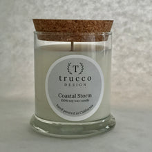 Load image into Gallery viewer, Coastal Storm Soy Candle