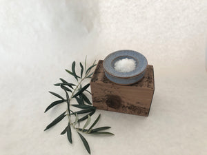 Ceramic Salt Dish, large