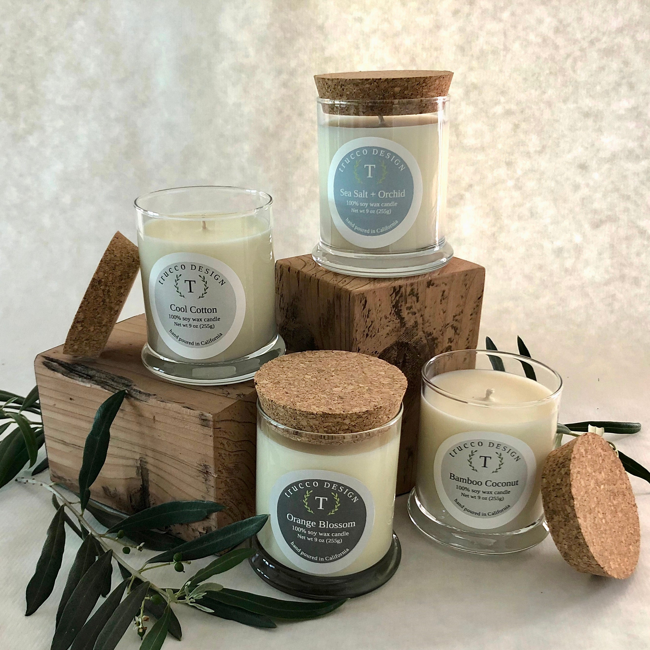 Soy Candles-bulk order Balance Due