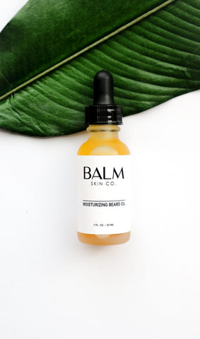 Moisturizing Beard Serum