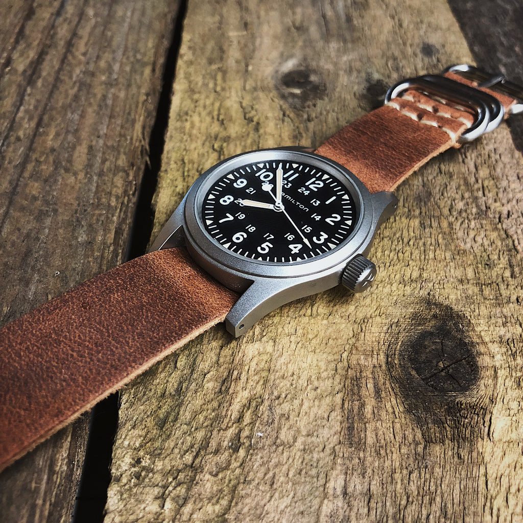 Clay 3 Ring Watch Strap