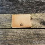 Tan Card Wallet