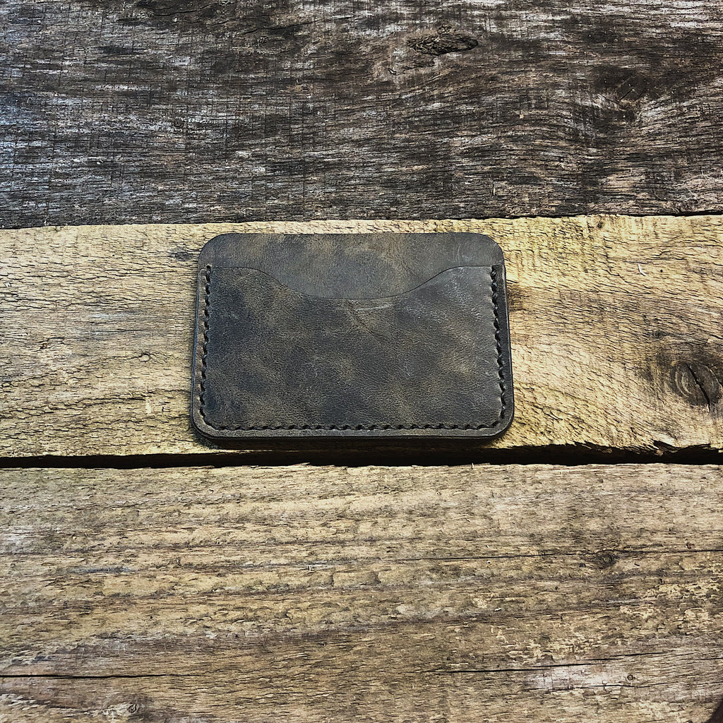 Steel Card Wallet