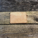 Rough-out Card Wallet