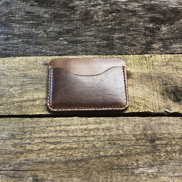 Natural Cxl Card Wallet