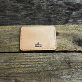 Veg. Tan Card Wallet