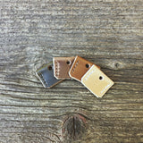 Leather Key Covers (Pair)