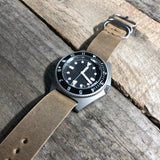 Oak 3 Ring Watch Strap