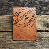Reversed Shell Cordovan 2 Pocket Wallet