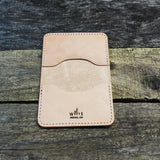Veg. Tan 3 Pocket Wallet