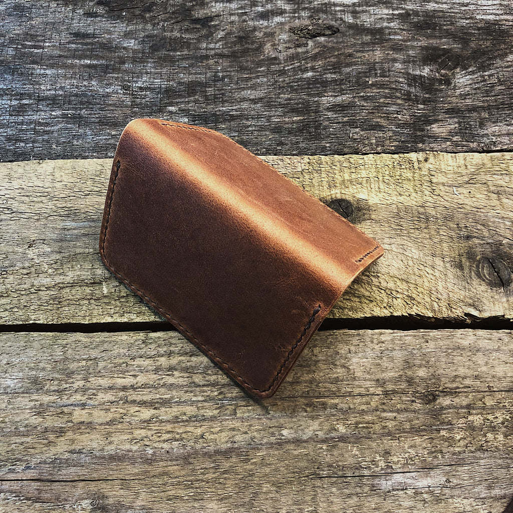 Clay 2 Pocket Wallet