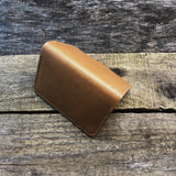 Tan 2 Pocket Wallet