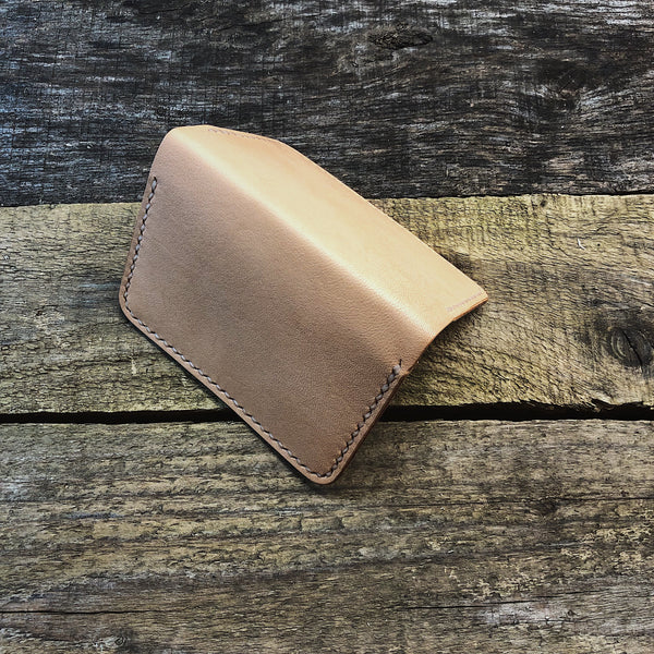 Veg. Tan 2 Pocket Wallet