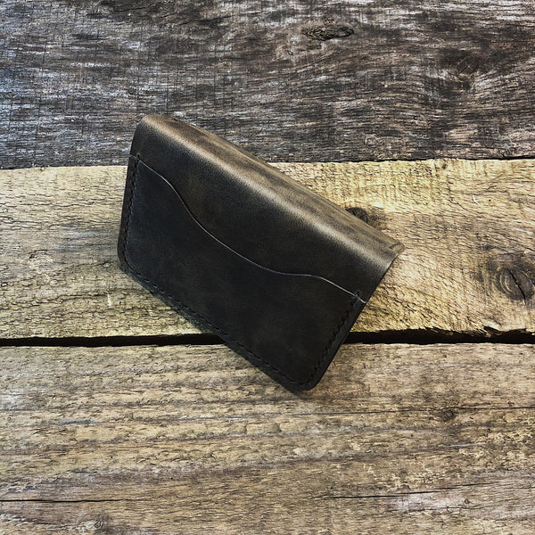 Steel 3 Pocket Wallet