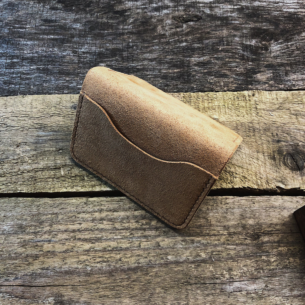 Rough-out 3 Pocket Wallet