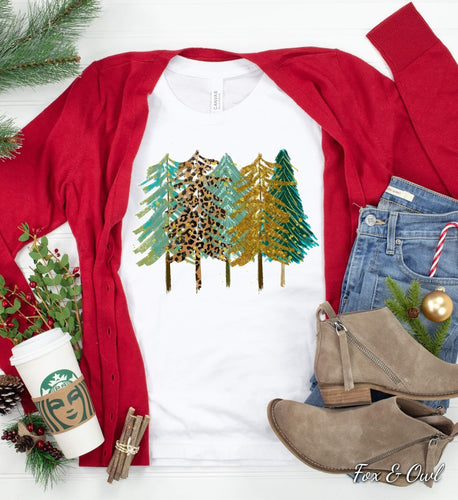 The True Spirit of Christmas Tree Long Sleeve