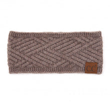 Load image into Gallery viewer, C.C® Criss-Cross Knit Headband