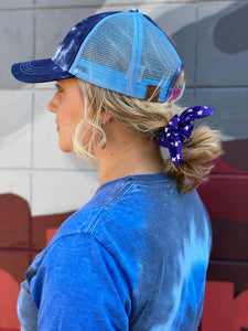 USA Hair Scrunchies