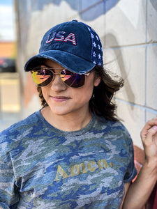 USA Women's C.C. Cap
