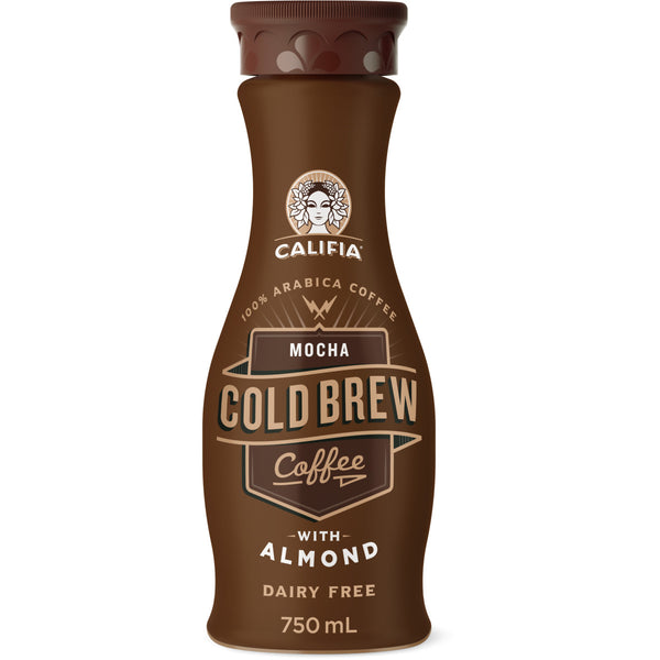 Mocha Cold Brew Coffee