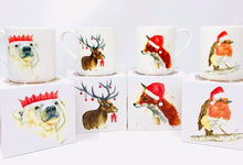 Load image into Gallery viewer, Victoria Gordon Christmas Mugs