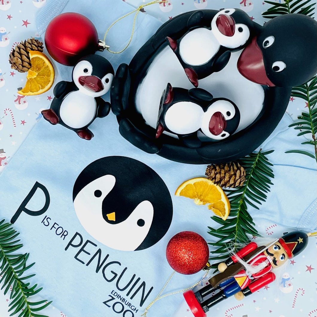 Blue Penguin Baby Gift Bundle (18-24 Months)