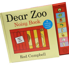 Load image into Gallery viewer, Dear Zoo - Noisy Book
