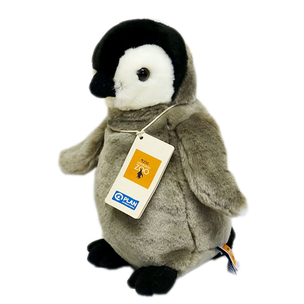 Emperor Penguin Chick Soft Toy - Plan International