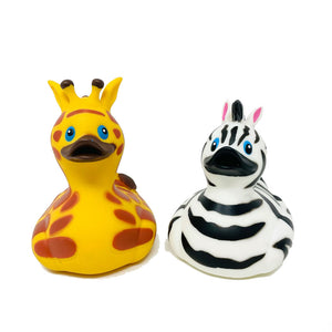 Animal Design Rubber Duck